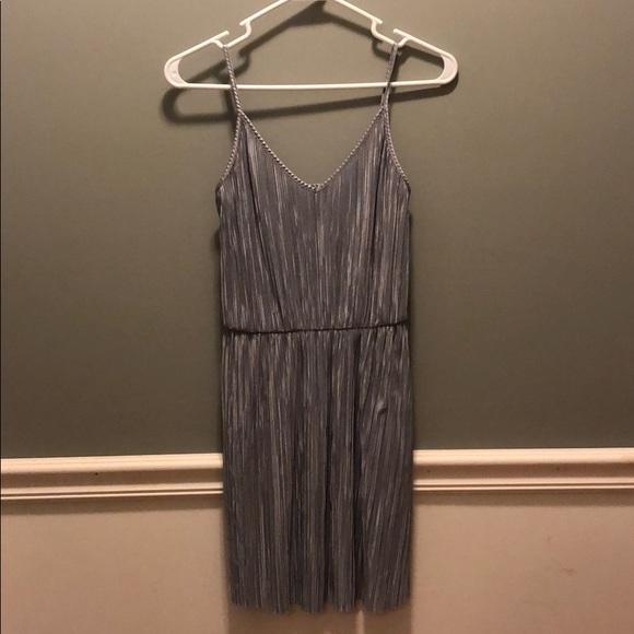Forever 21 Dresses & Skirts - Silver dress